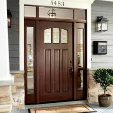 Vinyl Doors Exterior The Home Depot Doors Handballtunisie Org