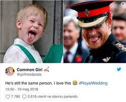 Royal Wedding Meme - tutti i meme del royal wedding la regina gli sposi la ex george