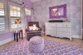 Purple Nursery Curtains by Photos Stephanie Avila Hgtv