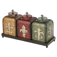 fleur de lis canisters for the kitchen 79 best fancy fleur de lis images on fleur de lis