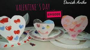 simple valentine u0027s day paper plate hat craft ideas for toddler n