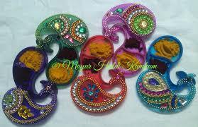 mayur arts u0026 crafts haldi kumkum boxes