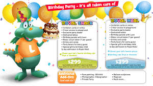 royal kids indoor playground birthday parties fun for the