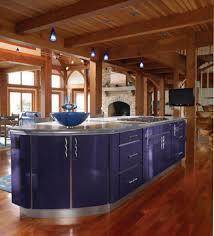 the futuristic inspiration of metal kitchennets scenic retro style