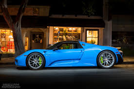 porsche 918 wallpaper photos porsche 918 spyder luxury light blue cars side metallic