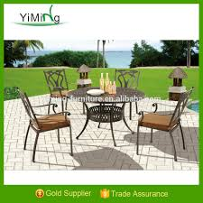 Black Iron Outdoor Furniture by 100 Used Cast Aluminum Patio Furniture Best 25 Kmart Patio