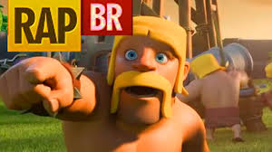 rap do clash of clans raptributo youtube