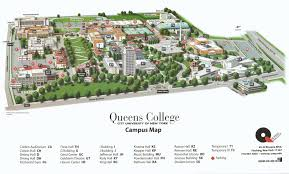 Iowa State Campus Map Queens College Campus Map Tablesportsdirect