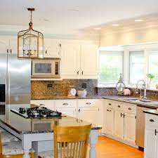 kitchen traditional chandelier over dining table feat sleek