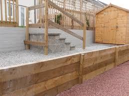 Garden Wall Railings by Harmony Landscaping Edinburgh Landscaping Company