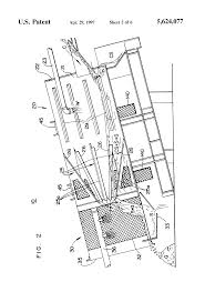 patent us5624077 concrete cyclone reclaimer google patents