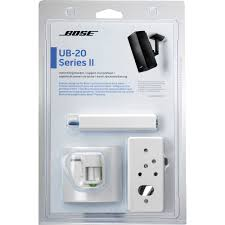 bose 3 2 1 gs series ii home theater system bose ub 20 series ii wall ceiling bracket white 722141 0020
