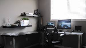 small office desk home design office table ideas for small spaces wall inside 89