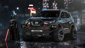 lifted nissan car lifted nissan rogue one star wars edition by akdigitaldesigns on