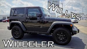 jeep willys 2016 2014 jeep wrangler willys wheeler youtube