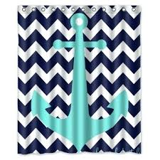 Navy And Coral Shower Curtain Navy And Teal Shower Curtain Navy Blackout Curtains Canada Curtain