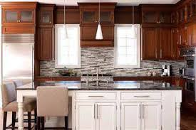 two tone kitchen cabinets fad u2014 the clayton design simple two