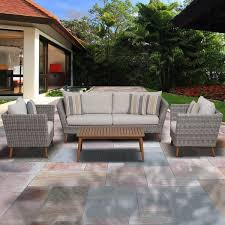 Gray Patio Furniture Sets 223 Best Patio Furniture Sets Images On Pinterest Outdoor