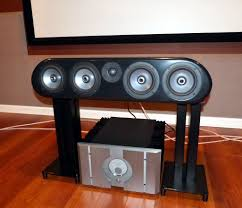 Diy Audio Equipment Rack How To Properly Set Up Your Center Channel Speaker To Maximize