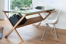 Modern Bureau Desks by Desk Stylish And Cool Office Desks 2017 Design Modern Computer