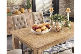 Ashley Dining Room Tables And Chairs Mestler Dining Room Table Ashley Furniture Homestore