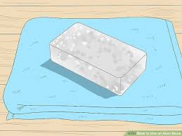 alum block how to use an alum block 9 steps with pictures wikihow