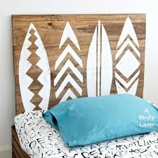 Woodworking Plans Bookcase Headboard by Incredible Diy Wooden Headboard Ideas