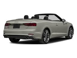 audi cabriolet convertible 2018 audi s5 cabriolet 3 0 tfsi at audi eatontown serving
