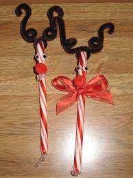 candy cane reindeer u2014 crafthubs