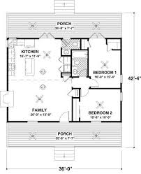 Small Floor Plans Cottages 25 Best Cottage Style Houses Ideas On Pinterest Cottage Style