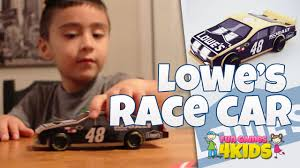 fun toy race car project from lowe u0027s