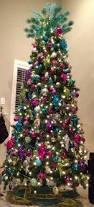 12 best christmas trees majestic peacock theme images on pinterest