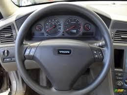 volvo 2002 2002 volvo s60 2 4 beige light sand steering wheel photo 38706467