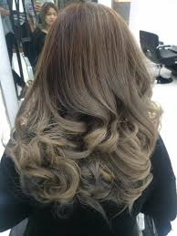 balayage hair color at dot zero salon chet learns new today