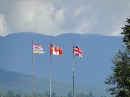 Flag British Columbia Vancouver U2026but Is It Canada Travel With Pen And Palate