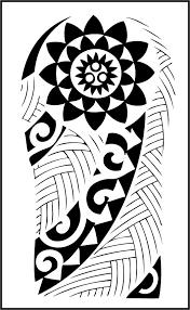 maori polynesian circle tattoo designs photo 4 2017 real photo