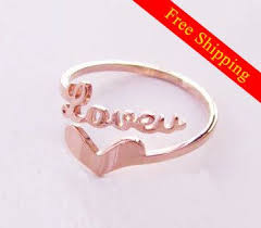 Name Rings Silver 8 Best Smallแหวน Images On Pinterest Name Rings Infinity