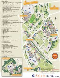 Umass Amherst Campus Map About Salem State University Salem State University Acalog Acms