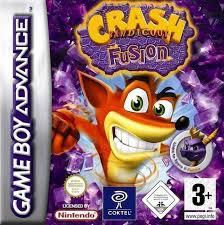 crash nitro kart apk crash bandicoot fusion gameboy advance gba rom