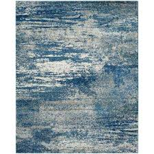 Navy Blue Area Rug 8x10 Amazing Solid Navy Blue Area Rug 9 X 12 Gradient Rugs The Home