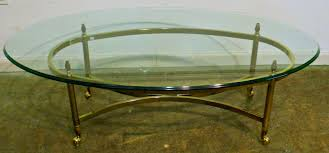 coffee table astonishing oval coffee table glass top oval wood