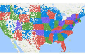 trip map map shows shortest route to 50 000 u s landmarks simplemost