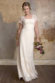 cap sleeves v back floor length alluring simple sheath lace