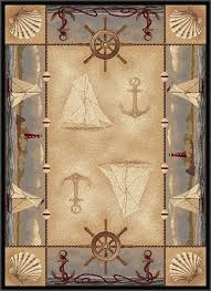 Rugs 3x5 Coffee Tables Compass Rug Nautical Area Rugs 3x5 Coastal Runners