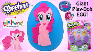 Lps Halloween Costumes Giant Fluttershy Pony Play Doh Surprise Egg Bffs