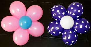 simple balloon decoration for birthday party at home decorating