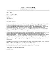 collection of solutions cover letter examples research scientist