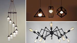 20 unconventional handmade industrial lighting designs you can diy