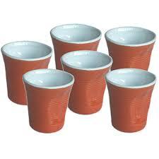 bicchieri in ceramica bicchieri top moka