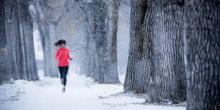 seven ways in which winter running is actually the best